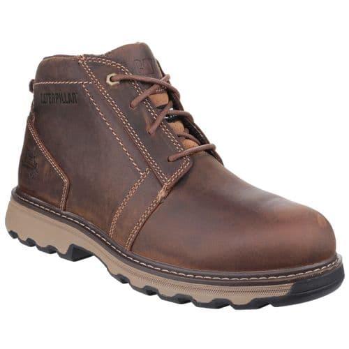 Caterpillar Parker Boots Safety Beige